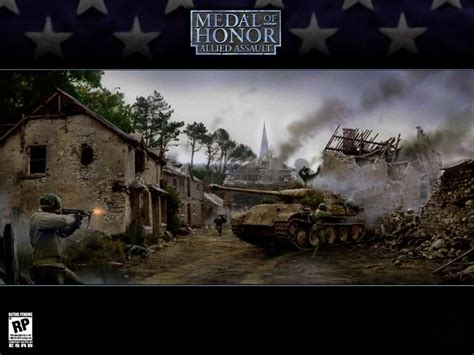 Medal of Honor: Allied Assault Free Download + Expansions
