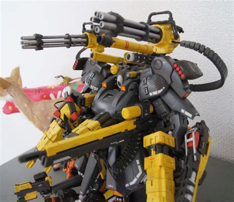 1/100 PMX-003 The O Full Armor: Remodeling, Big Size