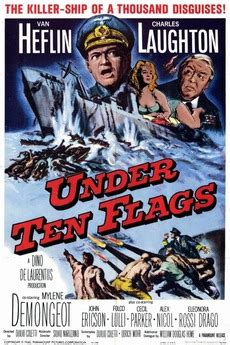 Under Ten Flags (1960) directed by Duilio Coletti