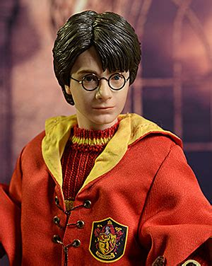 Review and photos of Harry Potter, Draco Malfoy Quidditch
