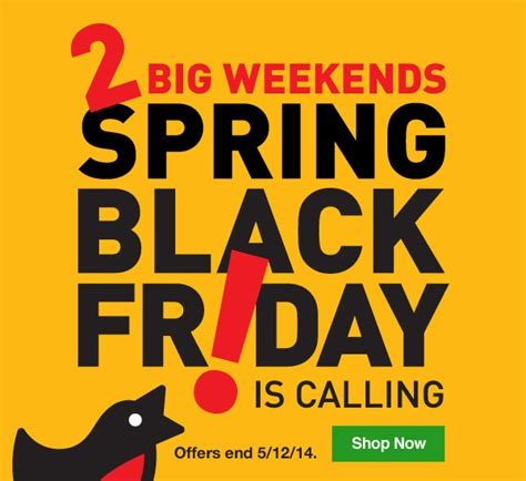 Lowe's Spring Black Friday sale: $2 bags of mulch, $2