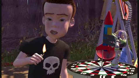 Toy Story Sid Death - YouTube