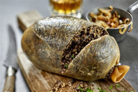 Lidl expect record Burns Night with expected haggis sales