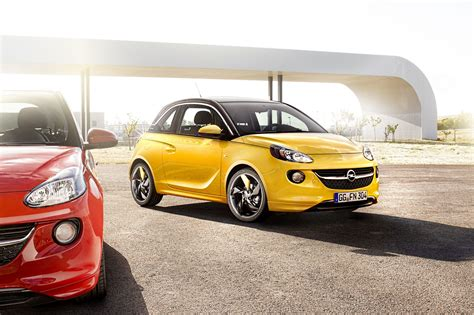 2013 Opel Adam | Top Speed