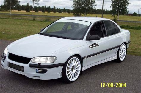 Opel omega-b | Car Photos Catalog 2019