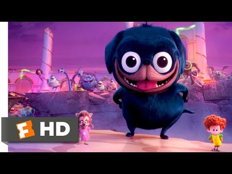 Hotel Transylvania 2 Music Video - I'm in Love with a