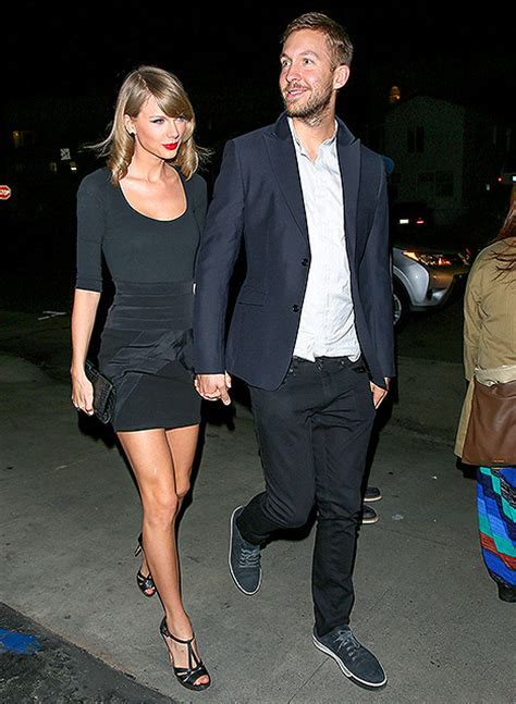 Calvin Harris Gushes About GF Taylor Swift! – Celebrific
