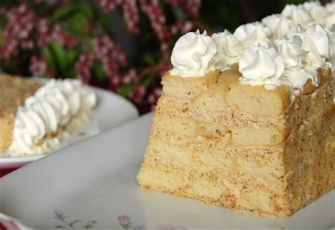 Malakoff | Recipe in 2020 | Desserts, Easter recipes, Sweets