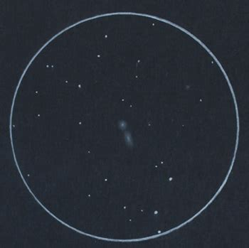 NGC 3226, NGC 3227, NGC 3222 - Deep Sky Watch