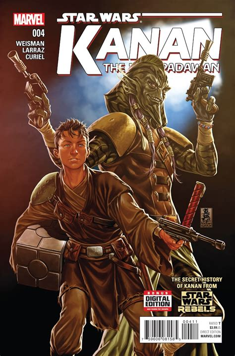 'Kanan: The Last Padawan #4' Comic Preview | The Star Wars