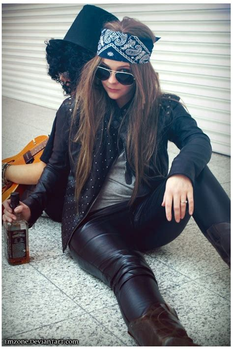 Cosplay Island | View Costume | CharlieDoryRose - Axl Rose