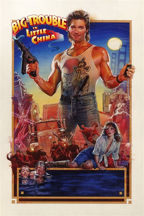 Big Trouble In Little China wiki, synopsis, reviews