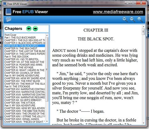 Free Epub Reader - Media Freeware Download