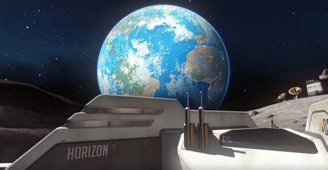 Horizon Lunar Colony Map Announced for Overwatch; Takes