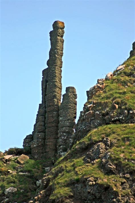 The Legend of Giant's Causeway