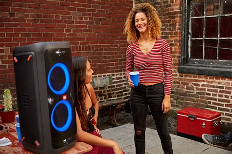 PartyBox 300, JBL Official