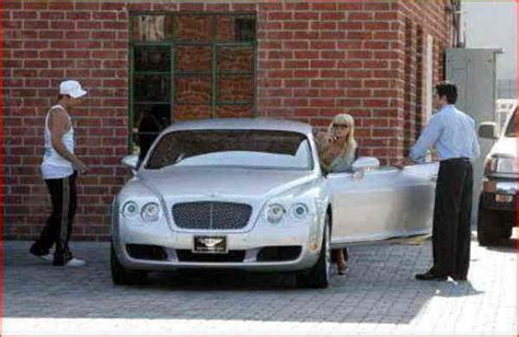 Paris Hilton Offered Chance To Win Back Her Bentley News