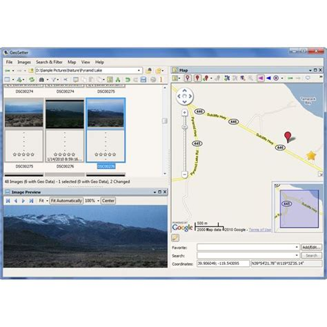 Review of GeoSetter: Free Geotagging Software for Windows