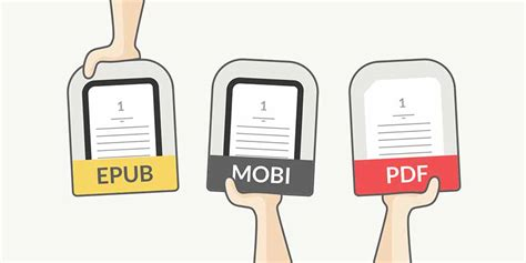 EPUB vs mobi: Which eBook Format Should You Use?