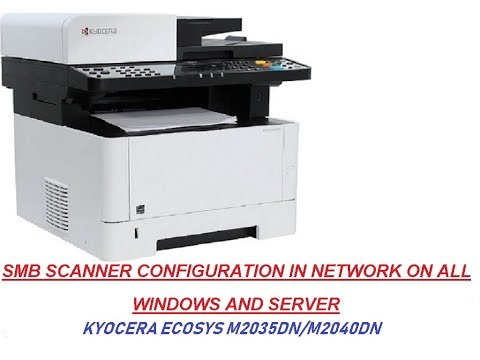 Kyocera Ecosys M5521cdw WiFi All-in-one Colour Laser