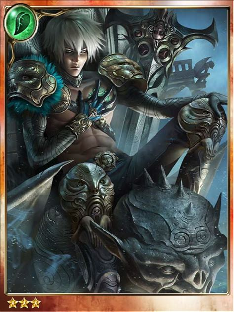 Daylight Assassin Leander   Legend of the Cryptids Wiki