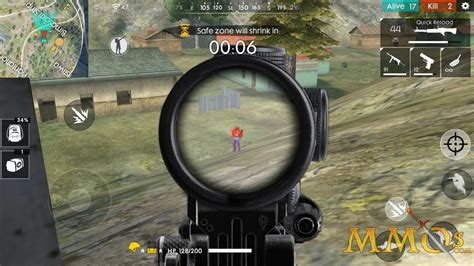 Garena Free Fire Game Review - MMOs