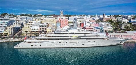 Top 10 Most Expensive Yachts in The World In 2019