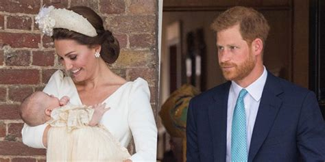 Prince Louis' Christening: Prince Harry Spends Nearly $10
