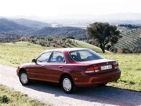 Mazda 626 technical specifications and fuel economy