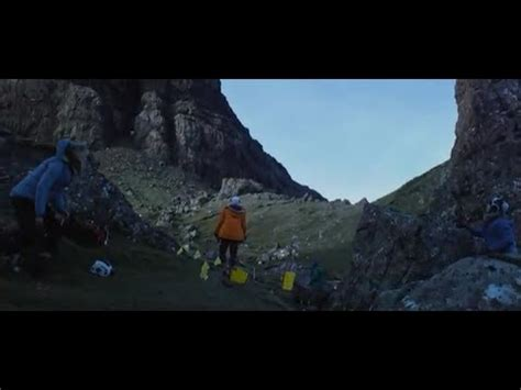 Prometheus (2012) Location - The Old Man of Storr, The