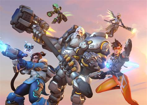 Overwatch 2 confirmed with big focus on co-op content