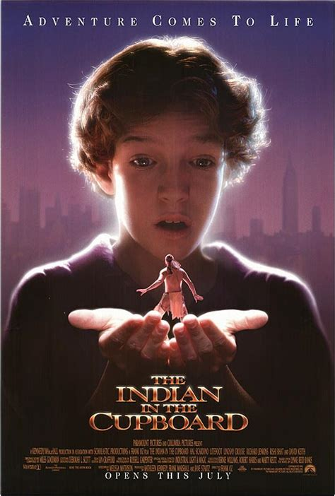 Indian in the Cupboard movie posters at movie poster