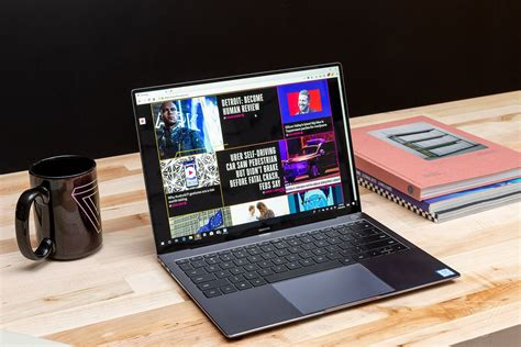 Huawei MateBook X Pro review: the best laptop right now