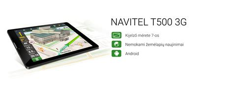 NAVITEL detailed offline maps for iPhone, iPad, Android