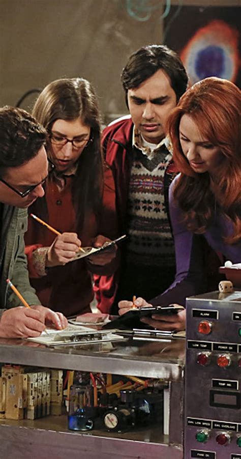 """""""The Big Bang Theory"""" The Intimacy Acceleration (TV"""