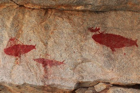 Rock Art in Chile's Atacama Depicts Ancient Whale Hunts