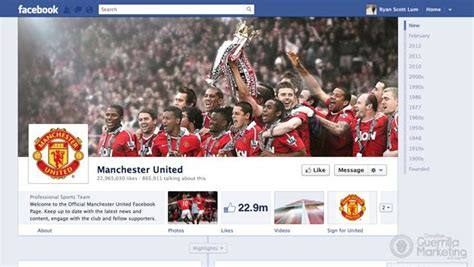 20 AMAZINGLY Branded Company Facebook Timeline Pages