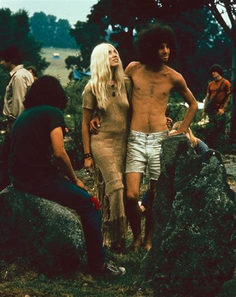 Never-Before-Seen Pictures From Woodstock That Capture the