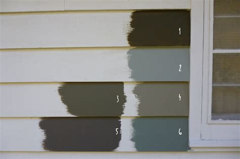 How To Pick A Great Exterior Paint Home Color - Hughes