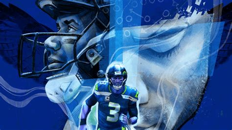 Seahawks QB Russell Wilson Named NFC Offensive Player Of