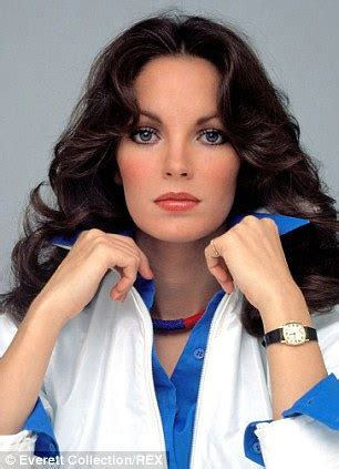 Jaclyn Smith sticks with flicks hairstyle made famous by