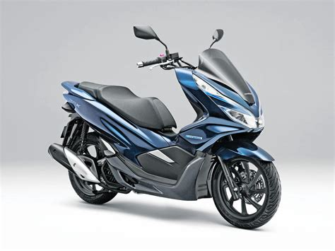 Honda PCX Electric and Hybrid: The most important bikes
