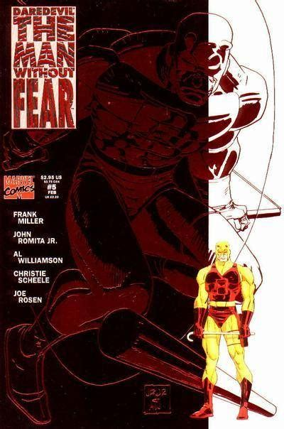 Daredevil: The Man Without Fear #5 (Issue)
