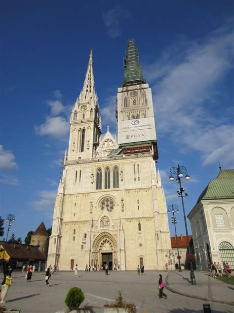 The Zagreb Cathedral – Not Your Average Engineer