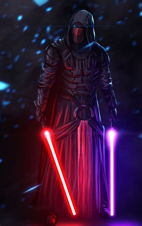 How Will Kylo Ren Rank Amongst The Most Power Sith Lords