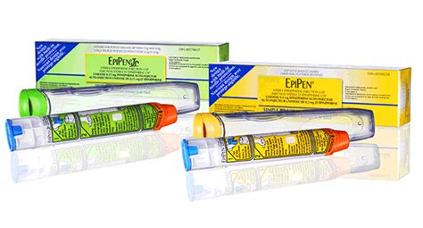 EpiPen Epinephrine Auto-Injector | Medical Care | Dufort