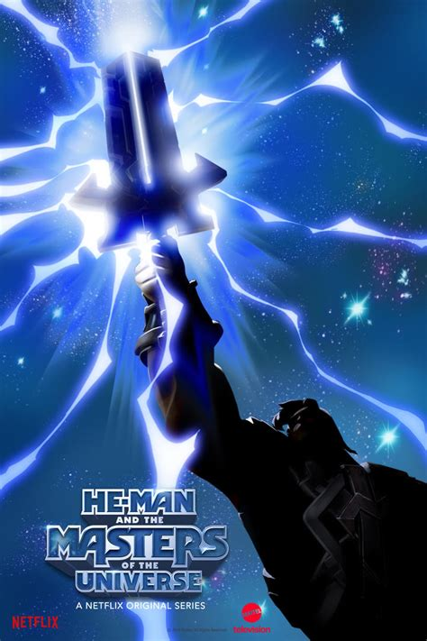 New HE-MAN AND THE MASTERS OF THE UNIVERSE Animated Series