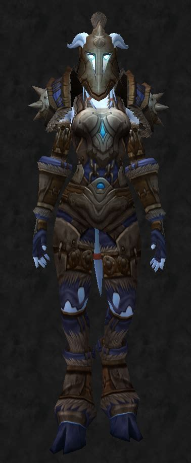 Northrend Leather Garb (Recolor)