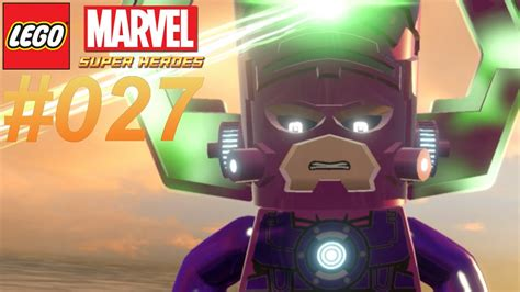 LEGO MARVEL SUPER HEROES #027 Galactus Finale ★ Let's Play