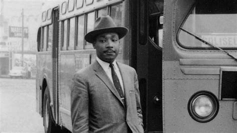 """""""Always Fight With Love"""": In Rare Footage, A Young MLK Jr"""